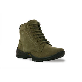 Bacca Bucci Men s Boots, 7, olive