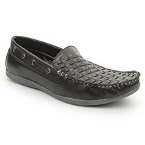 Bacca bucci Men's Loafers, 9,  black