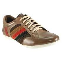 Bacca Bucci Men's Casual Shoes, 7,  brown