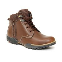 Bacca Bucci Men's Boots, 9,  brown
