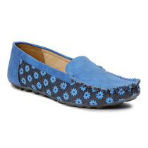 Meriggiare Women loafers, 41,  blue