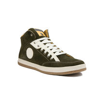 Bacca Bucci Men's Casual Shoes, 8, olive