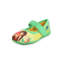 Disney Princess Ballerina Shoes For Girls, green, 27