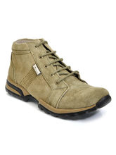 Bacca Bucci Men's Casual Shoes, olive, 6