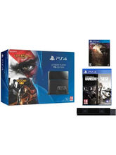 Sony PlayStation 4 1TB Ultimate Player Edition with (Natural Doctrine, PS4 Camera, Tom Clancy's Rainbow six siege)