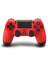 Sony Dualshock 4 Wireless Controller For PS4 - Red