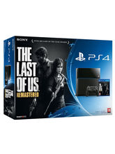Sony PlayStation 4 - The Last of Us: Remastered Bundle