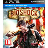 Bioshock Infinite, dvd