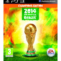 EA 2014 FIFA World Cup Brazil (Games, PS3), dvd, ps3