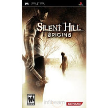Silent Hill: Origins (Game, PSP), dvd