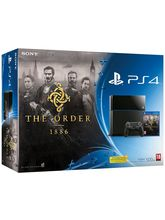 Sony PlayStation 4 - The Order 1886 Bundle