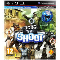 The Shoot (Move Required) (Game, PS3), dvd