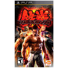 Tekken 6 (Game, PSP), dvd