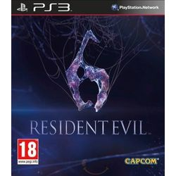 Resident Evil 6 (Game), ps3, dvd