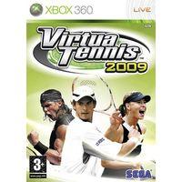 Virtua Tennis 2009, dvd