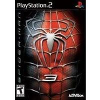 Spider-Man 3 (PS2), dvd