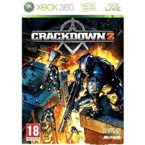 Crackdown 2, cd