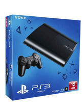 Sony PS3 12 GB Stand Alone, black
