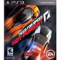 Need For Speed: Hot Pursuit (Game, PS3), dvd