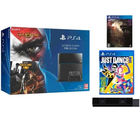 Sony PlayStation 4 1TB with (God of War III: Remastered, inFamous Second Son, Natural Doctrine, Just Dance 2016)