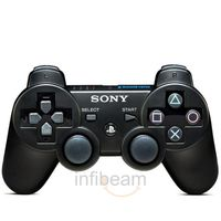 Sony Dual Shock 3 Wireless Controller,  black