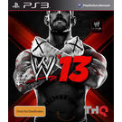 WWE 13 (Game, XBox-360), dvd