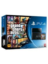 Sony PlayStation 4 GTA V Bundle (Black)
