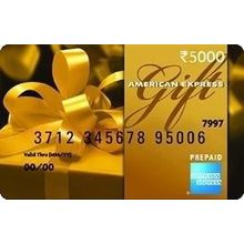The American Express Gift Card, 1000