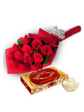 Roses with Rasgulla - EXDFNP107