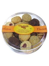 Chocholik Assorted Premium Cookies 600Gm From Chocholik Belgium Gifts