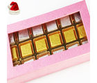 Ghasitaram Pink Assorted Chocolate Box
