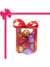 Chocholik's Luxury Chocolate With Smartly Sparkle Gift Wrapped