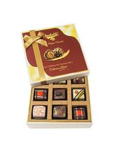 Chocholik 9pc Luscious Truffle Treat - Belgium Chocolates