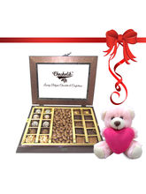 Sinfull Collection Of Chocolates, Truffles And Milk Nuttieswith Combo From Chocholik Belgium Gifts