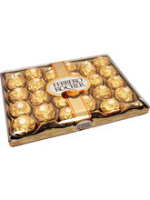 Ferrero Rocher Chocolates 24 Pcs with teddy