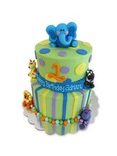 Animal Baby Shower Cake 4kg
