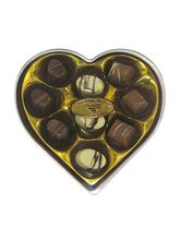 Heartfelt Chocolates With Lovely Box From Chocholik Belgium Gifts