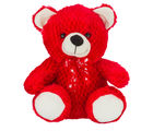 Lovely Red Teddy