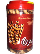 Oya Chocolate Waffer Sticks (288 gm)