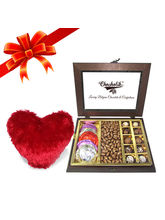 Alluring Collection Of Chocolates, Rocks And Milk Nutties With Combo From Chocholik Belgium Gifts