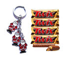 Twix Chocolates 4 Pcs With Santaclause Keychain