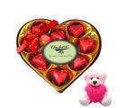 Chocholik Adorable Chocolate Box With Teddy - Luxury Chocolates
