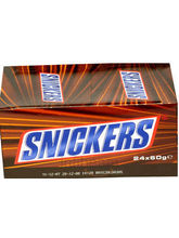 Snickers Box of 24 pcs (1368 gm)