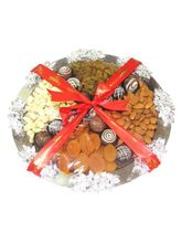 Delightful Dryfruits Mewa Uphaar With Truffles From Chocholik Belgium Gifts