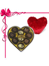 Belgium Heartfelt Chocolates With Lovely Box With Combo