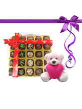 Stunning Collection Of Truffles And Chocolates From Chocholik Belgium Gifts
