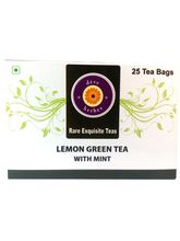 Deve Herbes lemon green tea with mint 30 Tea Bags (incl 5 extra), 50 gms
