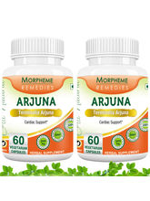 Morpheme Terminalia Arjuna Cardiac Support - 500mg...