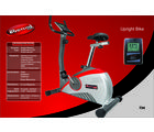 ProBodyline Very Stylish Domestic Upright Bike With 8 Level Magnetic Resistance