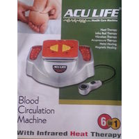 Wonder Oxygen & Blood Circulation Machine with Infrared Heat, standard-multicolor